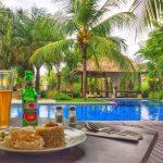A Bingtang and Vegetarian Nasi in Bali